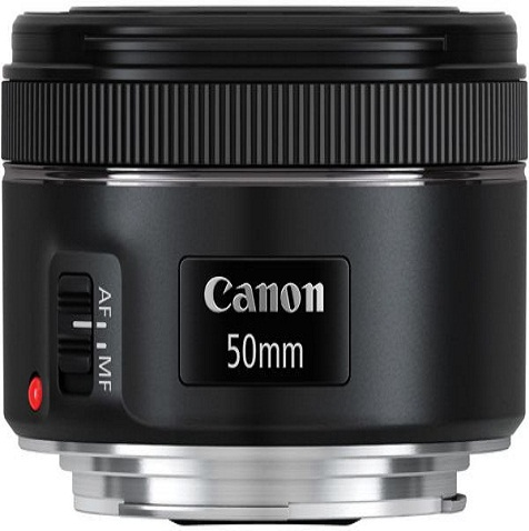 canon lens ef 50mm f/1.8 stm eiibso