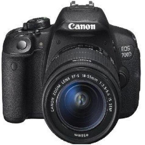 18 Megapixels Canon Dslr Full Hd Camera Eiibso