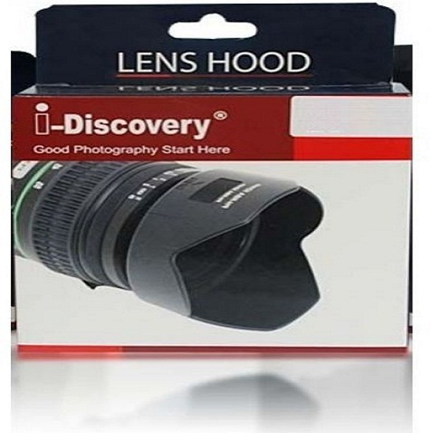 Universal I-Discovery Lens Hood 52 MM