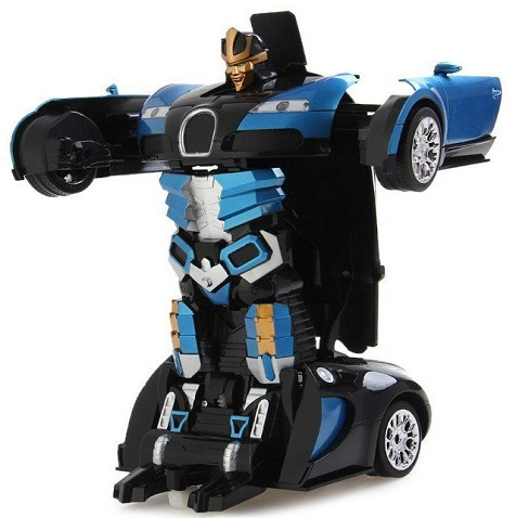 RC Robot Car With Remote Control For Children