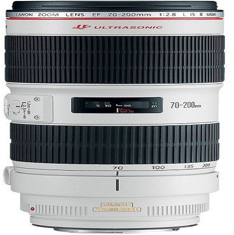 Canon EF 70-200mm f/2.8L Telephoto Zoom Lens
