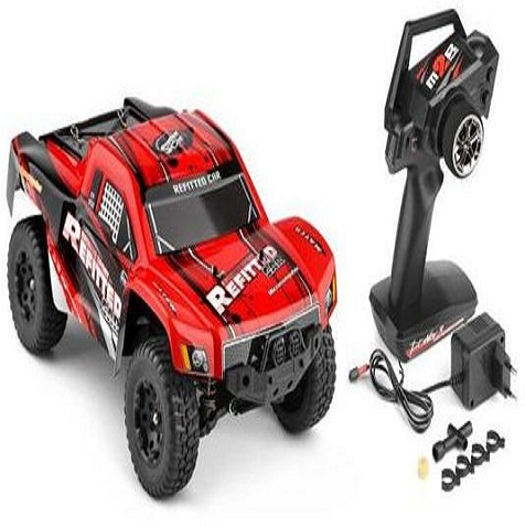 Remote Control Battery Operated Toy Race Off-Road Car