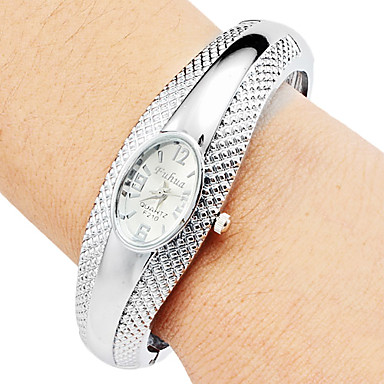 Women's Watch Casual Style Alloy Bracelet Watch Cool Watches Strap Watch Unique Watches Fashion Watch- Women's Watches