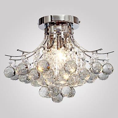 Chandelier Modern Crystal 3 Lights- Ceiling Lights