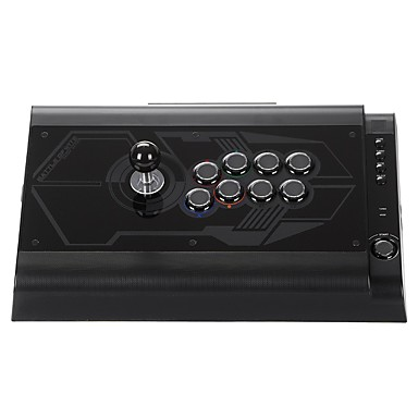 QANBA Q2-GQB/Q2-GQW Ps3 Pc Ps4 Arcade Fighting Stick D-input / X-input / Android Compatible- PC Game Accessories