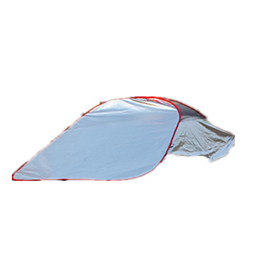 Spire Car Sun Shade And Cool And Refreshing Cover Aluminum Membrane Cover Half A Car- Car Covers