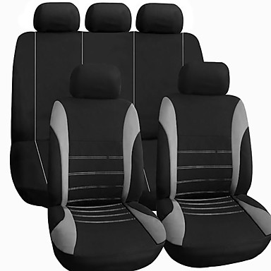 AUTOYOUTH Car Seat Covers Universal Fit Set Seats for Crossovers Sedans Auto Interior Accessories For Car Care- Seat Accessories