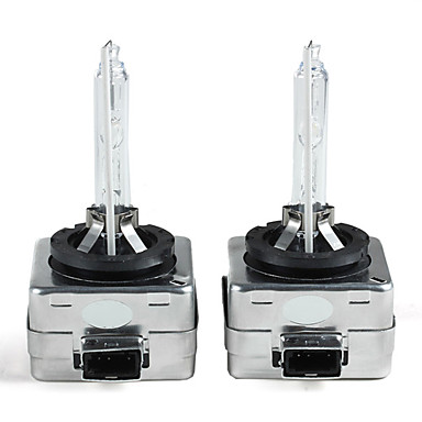 2 X 35W D1S Car HID Xenon Headlight Light Lamp Bulbs 6000K DC 12V- Car Headlights