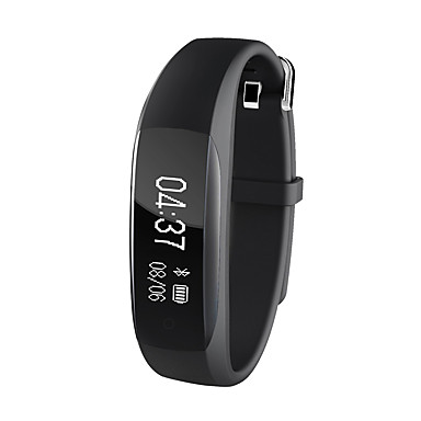 Lenovo HW01 Smart fitness tracker Pedometer Bracelet dynamic Heart rate monitor Bluetooth 4.2 Activity Tracker- Smartwatches