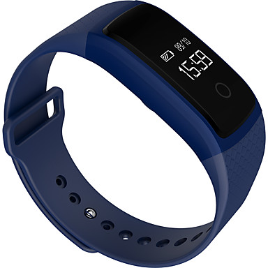 A09 Smart BraceletLong Standby / Calories Burned / Pedometers / Health Care / Sports / Heart Rate Monitor / Touch Screen / Distance- Smartwatches