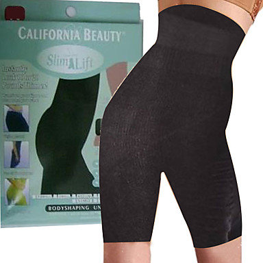 Slimming Pants - Women Body Shaper Beauty Slim Pants Waist Lift Cincher Ladies Girls Shapewear- Shapewear