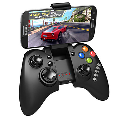 [NewYearSale]IPEGA PG-9021 Classic Bluetooth V3.0 Gamepad for iPhone/iPod/iPad/Samsung/HTC/MOTO+More - Black- Smartphone Game Accessories