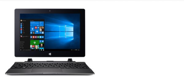 Acer Switch One 10 S1003 2-in-1 Laptop - Intel Atom X5-Z8300