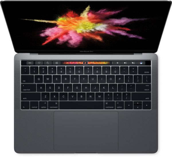 Apple MacBook Pro 2016 Laptop With Touch Bar MLH12LL/A - Intel Core i5-2.9GHz