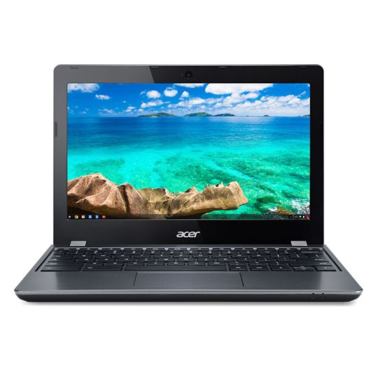 Acer ChromeBook 11 C740-C9QX Laptop - Intel Celeron N3205U