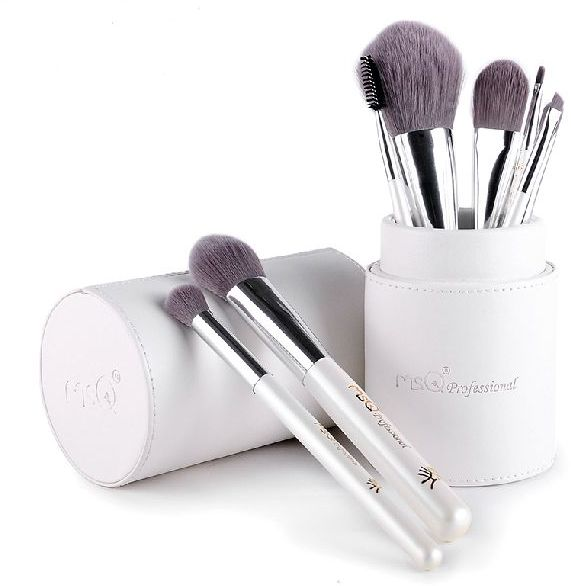8pcs Msq Makeup Brushes Synthetic Hair