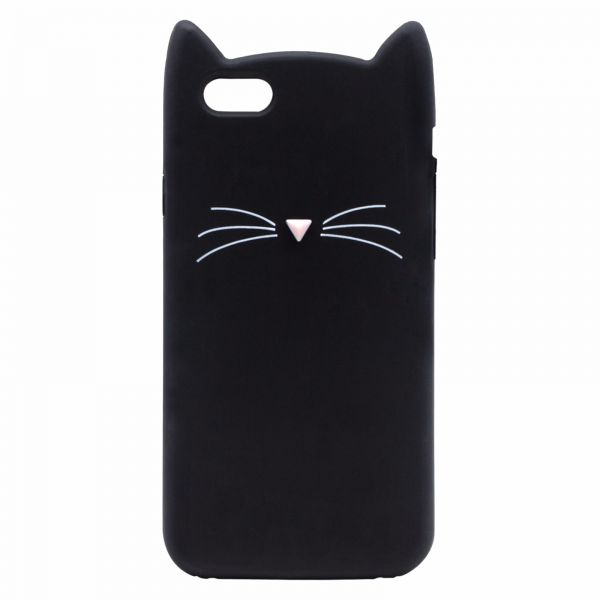 Apple iPhone 6 Plus Shockproof Cute Cat Print Cover
