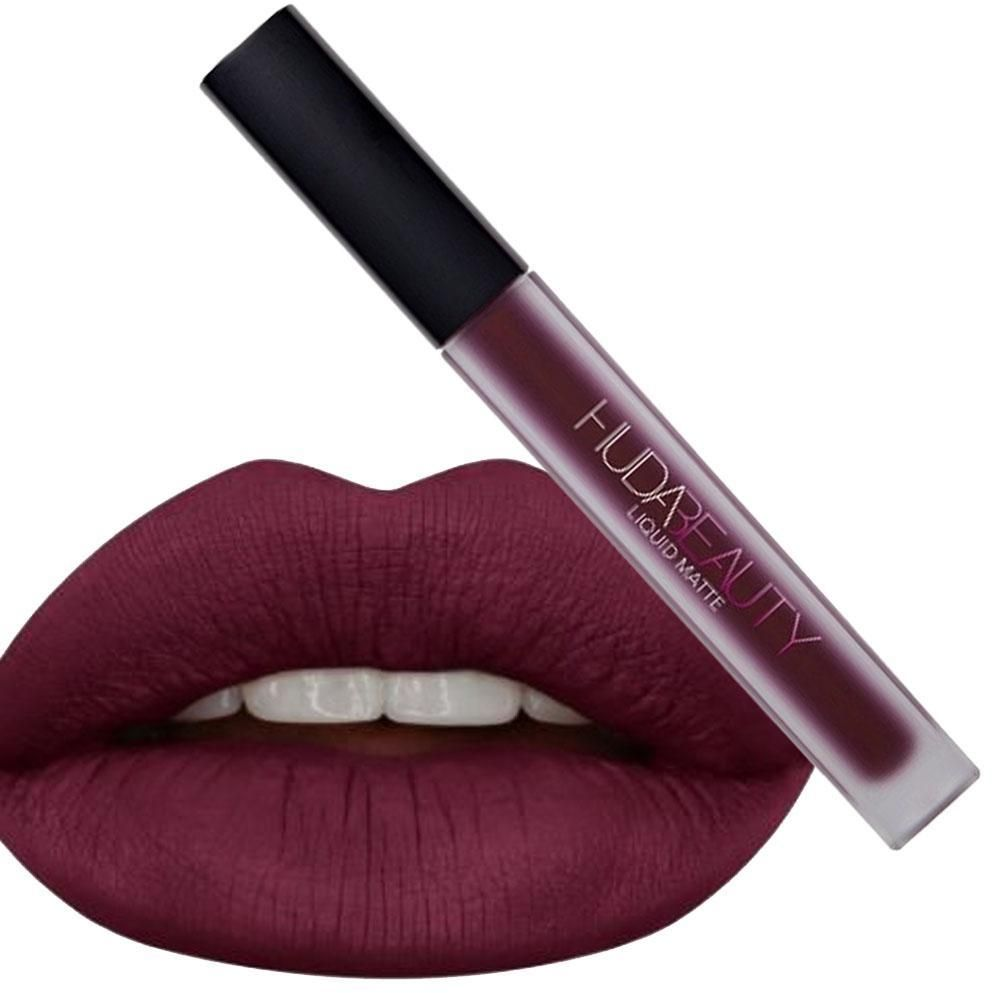Huda Beauty Liquid Matte Lip Gloss