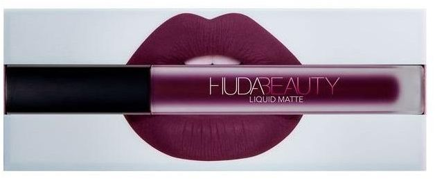 Huda Beauty Liquid Lipstick - Material Girl