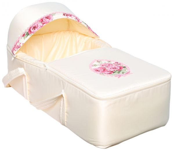 Toys4You Baby Travel Cot - Beige