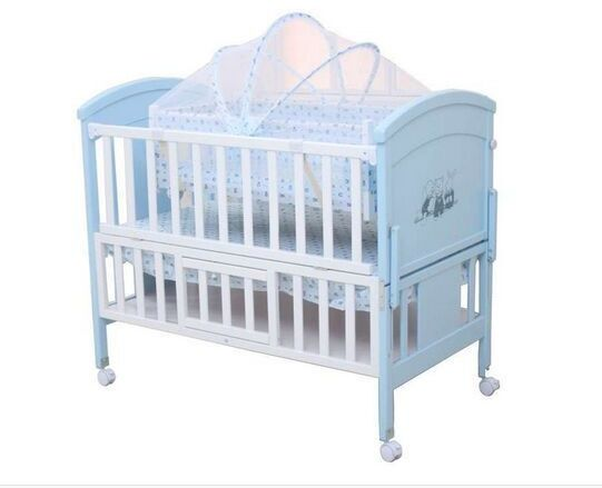 SAORS Multi-function child baby bed SK532 blue