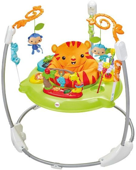 Fisher Price Roaring Rainforest Jumperoo (CHM91)