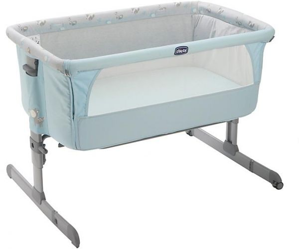 Chicco CH79339-95 Next2Me Side Sleeping Crib