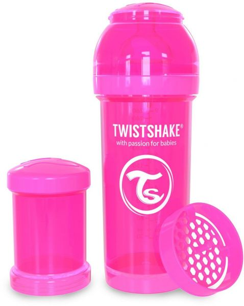 Twistshake All in one Pink 260ml