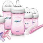 Philips Avent Natural New Born Baby Bottle Starter Set