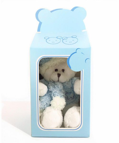 Soft Plush Toy Bear Baby Placate Gifts