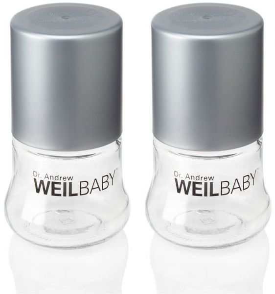 DR.ANDREW WEIL BABY BOTTLES (TWIN PACK)