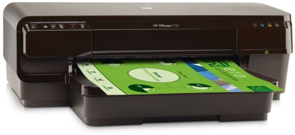 HP Officejet 7110 Wide Format ePrinter (CR768A) - Black