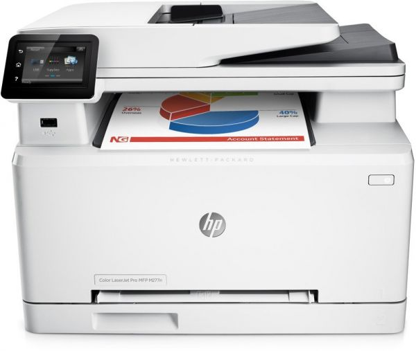 HP MFP M277n LaserJet Pro Multifunction Color Printer - B3Q10A