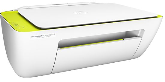 HP DeskJet Ink Advantage 2135 All in One Printer - F5S29B